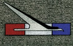 1960 1965 Floor Mats Color Co Ordinated To Carpet
