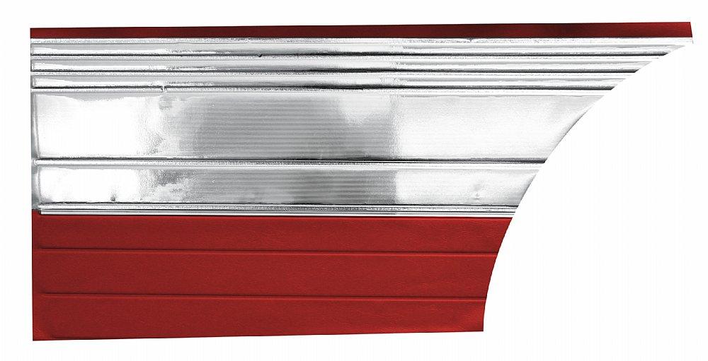 1960 1967 Deluxe Front Door Upholstery Panels