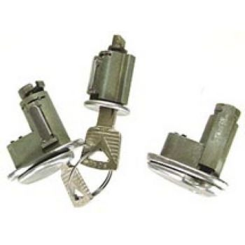 1960 1963 Door Amp Ignition Lock Sets