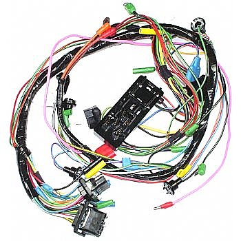 1963 under dash wiring harness - 2 speed wipers  falcon enterprises