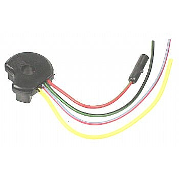 c1dz 11a572 a & 1964 ignition switch wire harnesses 65 comet wiring harness at gsmx.co
