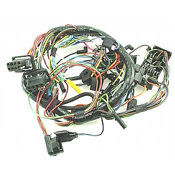 ford falcon wiring harness 1964 under dash wiring harnesses - single speed wipers