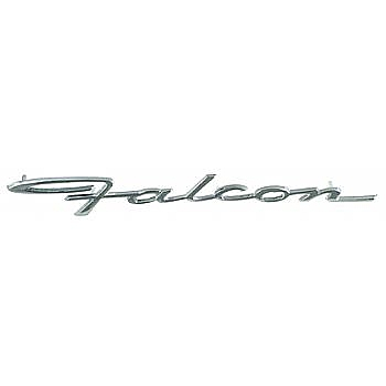 1964 1965 Falcon Emblems