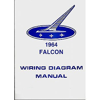 1964 wiring diagrams1964 ford falcon wiring diagram #12