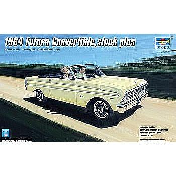 1964 Ford Falcon Futura Convertibles