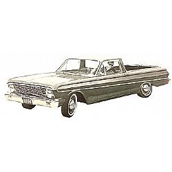1964 1965 ranchero weatherstrip kits. Black Bedroom Furniture Sets. Home Design Ideas